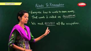 CBSE Class 2 Science : Occupations | Class 2 Science CBSE School Syllabus Videos | NCERT