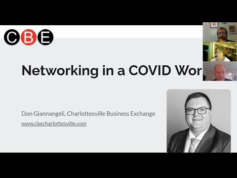 Networking in a COVID World