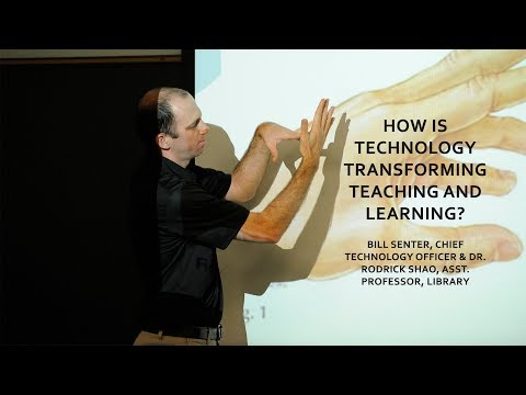 How is Technology Transforming Teaching and Learning   Senter & Shao