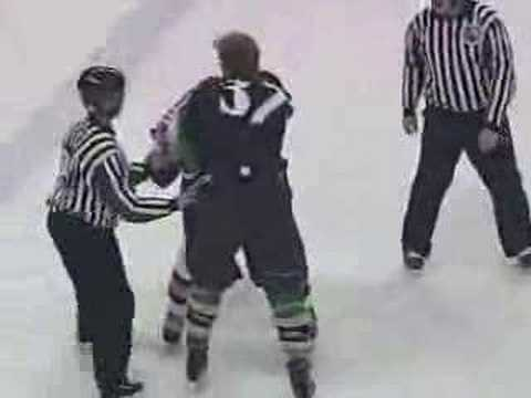 Kip Brennan vs. Gino Pisellini