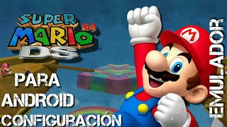 Descargar Mario 64 DS Android