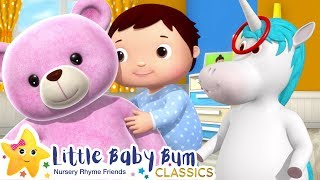Animals and Alphabet Song + More Nursery Rhymes and Kids Songs - Little Baby Bum