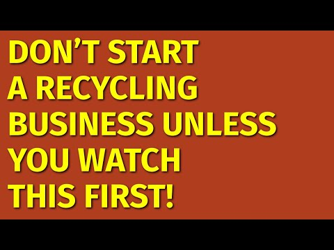, title : 'How to Start a Recycling Business | Including Free Recycling Business Plan Template