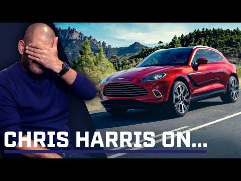 Chris Harris on… the Aston Martin DBX | Top Gear