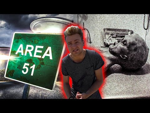 Storming area 51 - Are Aliens Real ?!