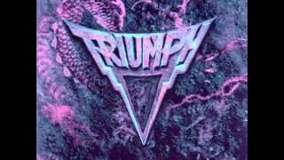 Turn My Back On Love - Triumph