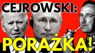 RW SDZ115/1 Cejrowski o porażce 2021/6/21 Radio WNET