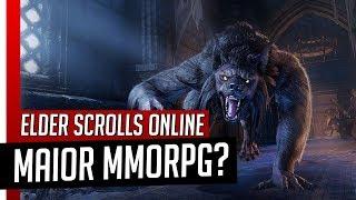 E3 2018 - ESO É O MAIOR MMORPG? - Elder Scrolls Online