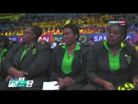 Netball Highlights Jamaica Vs New Zealand