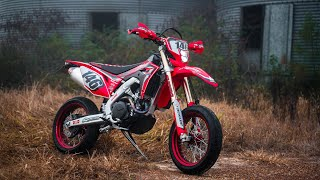 I Bought the BADDEST SUPERMOTO on the STREETS!