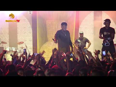 Olamide performs all his hit songs at Unlimited Faaji, Lagos