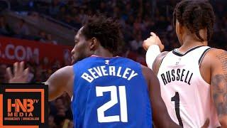 Brooklyn Nets vs LA Clippers 1st Qtr Highlights | March 17, 2018-19 NBA Season