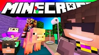 Minecraft Do Not Laugh | IS THAT DONALD TRUMP?! (SkyDoesMinecraft Do Not Laugh Challenge)