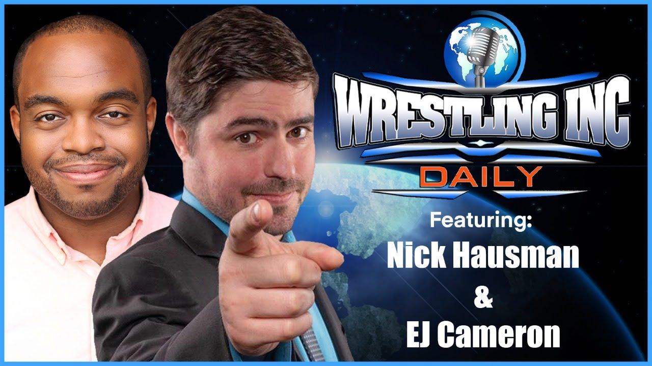 WInc Daily: Adam Cole Done With WWE, Stiff Charlotte – Nia Jax Match (feat. Kurt Angle)