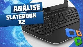 HP SlateBook X2 [Análise] - Tecmundo