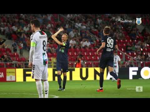 Bramki z meczu GKS Tychy - Stomil Olsztyn 3:0