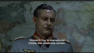 Hitler wishes happy Womens Day