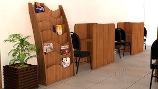 Home Library Interior Design-2017
