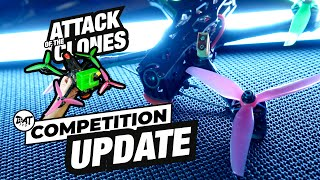 Apex* fpv build update - competition news