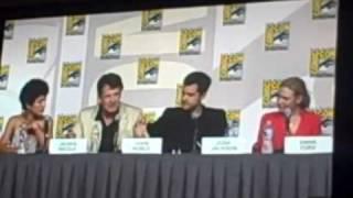 Fringe Comic Con Panel 2009 Part 3