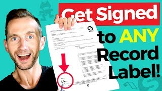 How to Get Signed to a Record Label (Even if you have NO followers!)