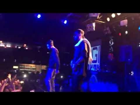 Эндшпиль & MiyaGi - По уши в тебя влюблён (Челябинск, live 2016)