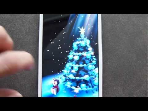 Video of Christmas Tree 3D