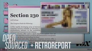 How '90s porn led to the internet's foundational law thumbnail