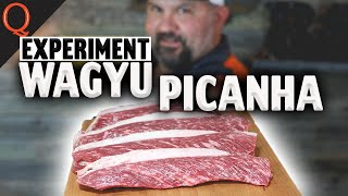 Wagyu Picanha Steaks | Ft. Kosmos Q