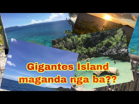 My first ever Vlog  @Isla Gigantes Carles, Iloilo Philippines