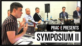 SYMPOSIUM II RECORDING - PRAC-E Presents