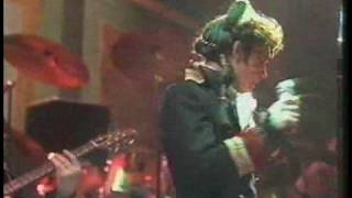 Adam & The Ants, Prince Charming, live