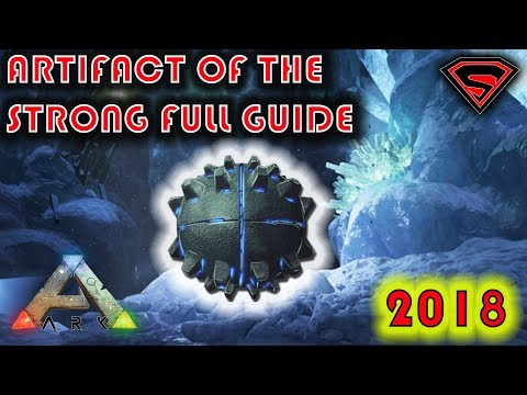 Steam Community :: Guide :: ARK ARTIFACT OF THE STRONG GUIDE (ISLAND