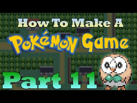 How To Make a Pokemon Game in RPG Maker - Part 11: Creating New Pokemon