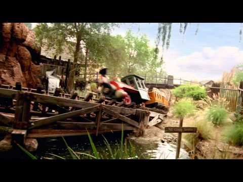 Disney Commercial for Disney Parks (2011 - 2012) (Television Commercial)