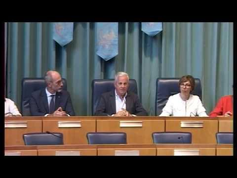 GIUNTA SCAJOLA: LA PRESENTAZIONE INTEGRALE E GLI INTERVENTI DEGLI ASSESSORI