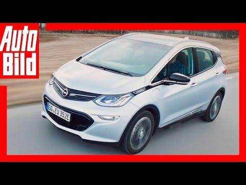 Opel Ampera-e (2017) Connectivity-Check im Ampera-e