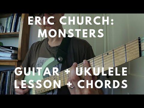 Smoke A Little Smoke Eric Church Guitar Lesson And Tutorial