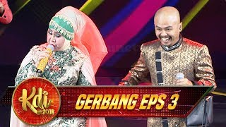 Asooy Bener Duet Wendy ft Elvy Sukaesih Menggebrak Panggung KDI 2018 - Gerbang KDI Eps 3 (26/7)