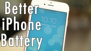 9 Tips to improve battery life on your iPhone
