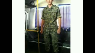 Мой солдат люблю тебя сильно😘❤️