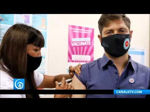 Argentina inicia campaña de vacunación contra el COVID-19