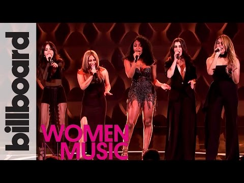 Fifth Harmony Cover 'Like I'm Gonna Lose You' Live Performance | Billboard Women In Music 2016 Mp3
