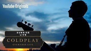 Coldplay - Sunrise (Live in Jordan)