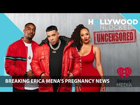 Stacey Dash Too Broke For Bail & Erica Mena's Pregnancy News on Hollywood Unlocked [UNCENSORED]