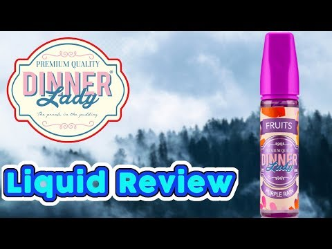 YouTube Video zu Dinner Lady Fruits Purple Rain Liquid 50 ml für 60 ml