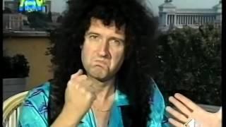 Brian May intervistato a Top Venti - 26 Settembre 1992 - (Completo)
