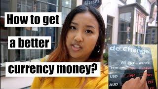 How To Get Better Exchange Money