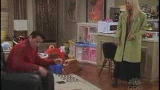 Phoebe Buffay, apprenant le Fran�ais a Joey