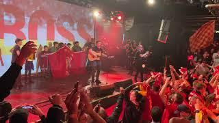 """BOSS Night Munich: Jamie Webster   """"Allez Allez Allez  Fields Of Anfield Road""""   13.03.19"""